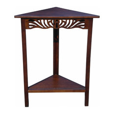 D Art Collection, Inc   Winston Corner Wal Table   Side Tables And End