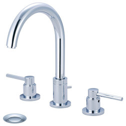 Contemporary Bathroom Sink Faucets by Pioneer Industries, Inc.