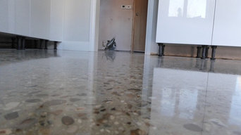 Polished Concrete Floor Essex