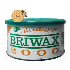 Briwax Toulene Free 16oz (available in 7 colors), Clear, 16 Oz