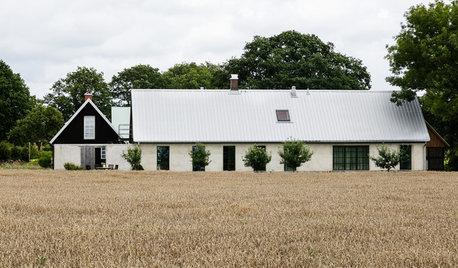 Suivez le Guide : La renaissance d'une ferme abandonnée en Suède