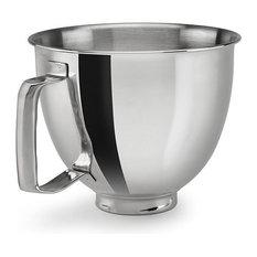 KitchenAid Mini Mixer 3.3 l. Stainless Steel Flared Bowl