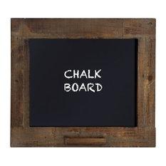 Brimfield May Charmed Wooden Blackboard Bulletin Boards And Chalkboards
