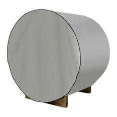 Aleko Dust Coat Barrel Sauna Protecting Cover