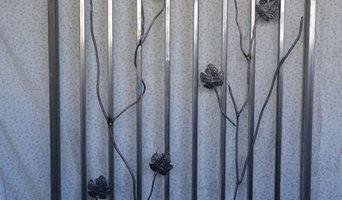 Decorative Gate for outdoor fence
