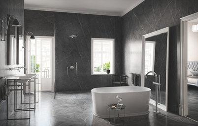 Das klassische Badezimmer – neu interpretiert