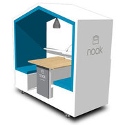 The Nook home-office pod's photo