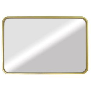 PTM Images, Reflection - Modern Taste Mirror, 30.5625x20.5625 Decorative Mirror