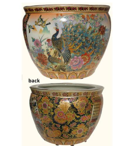 Chinese Fish Bowls Amp Planters