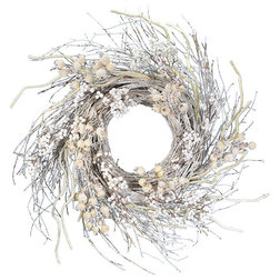 Rustic Wreaths And Garlands by Fantastic Craft Inc