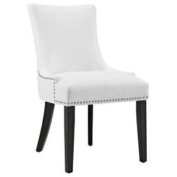 Transitional Dining Chairs by Modway