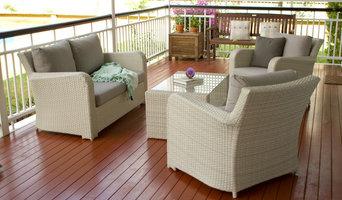 Torino Wicker Outdoor Sofa Setting