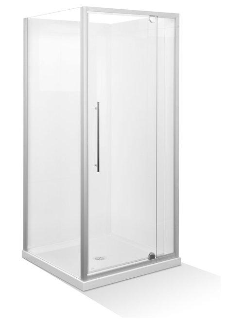 stein georgia square acrylic shower unit shower doors