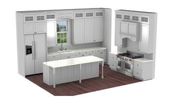 Kitchen Cabinet Design - Winnetka, IL