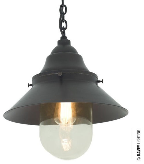 large deck light 7244 weathered pendant lighting