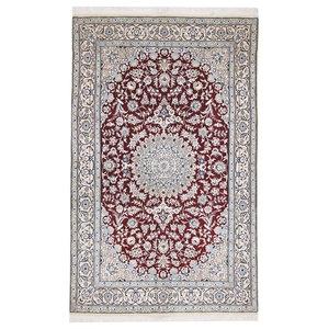 Nain 9La Oriental Rug, Hand-Knotted, 248x152 cm