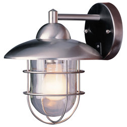 Beach Style Outdoor Wall Lights And Sconces by Lighting New York