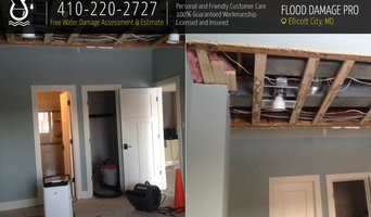 Water Damage Restoration and Mold Remediation