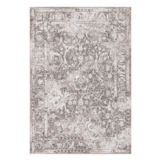 "Fresco 96903-6555 Area Rug, Beige and Taupe, 7'10""x10'10"""
