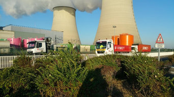Démantèlement industriel centrale nucléaire, SIRMET 1er prix sur la sécurité