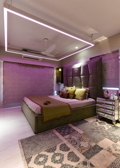 Bedroom by Sonali shah