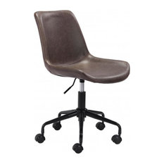 Byron Chair Brown Office