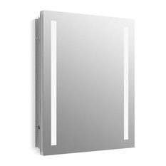 "Kohler Verdera Lighted Medicine Cabinet, 24""x30"""
