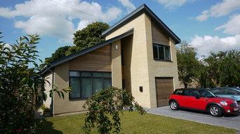 New Contemporary House