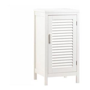 BATHROOM CABINETS NANTUCKET Over Toilet White Bath Storage Cabinet /& Shelf NEW