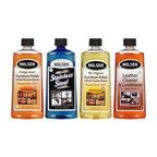 Milsek Liquid Cleaner Variety Pack, 12 Oz., Set of 4
