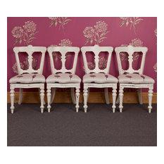 Faded Elegabce Dining Chairs
