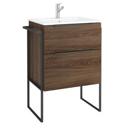 Industrial Bathroom Vanities And Sink Consoles by Decors R Us