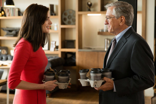 'The Intern': How Nancy Meyers Brings Her Movie Interiors to Life