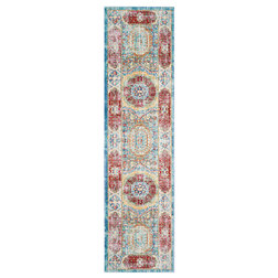 Contemporary Hall And Stair Runners by Rugs Hut