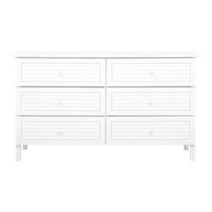- Beach Comber 6-Drawer Dresser - Dressers