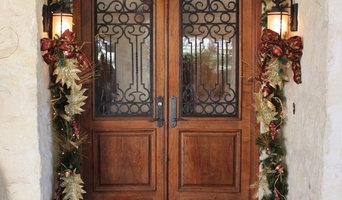 Castille Double Door