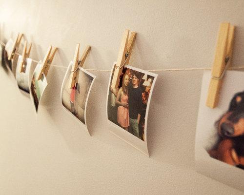 images de d coration et id es d co de maisons polaroid cameras. Black Bedroom Furniture Sets. Home Design Ideas