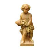 Water Pourer Cherub 38 Garden Angel Statue