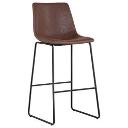 Industrial Bar Stools And Counter Stools by Sunpan Modern Home