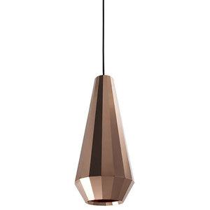 Vij5 Teardrop Ceiling Light, Copper