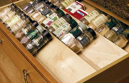 Spice Drawer Insert by Omega National