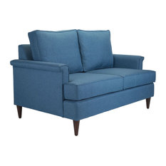 Campbell Loveseat, Blue