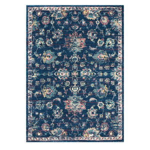 Nourison Fusion Fss13 Area Rug Contemporary Area Rugs