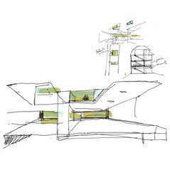 projets de isabelle rouyer architectures design. Black Bedroom Furniture Sets. Home Design Ideas