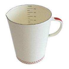 Good Feel Redline Enamel Measuring Cup   Measuring Jugs U0026 Cups