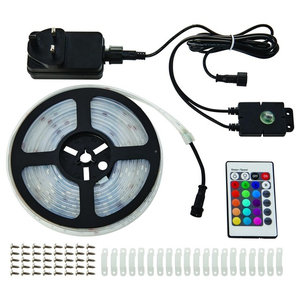 Aqualine 5 m RGB IP44 24 W LED Strip Kit