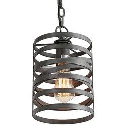 Industrial Pendant Lighting by LNC