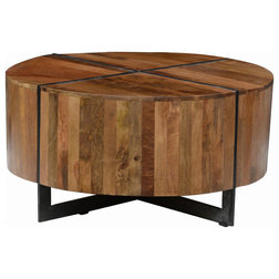 Transitional Coffee Tables by Kosas