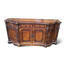 Waterford Credenza Wood Top