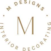 M Designs Interior Decorating's photo